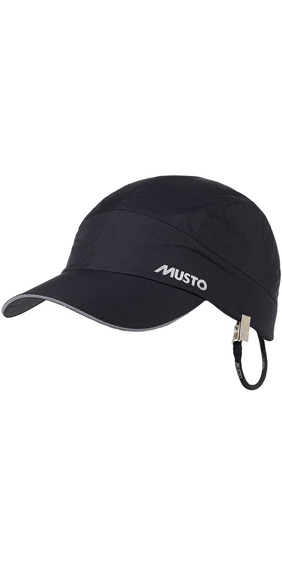 2019 Musto Waterproof Performance Cap BLACK AE0090