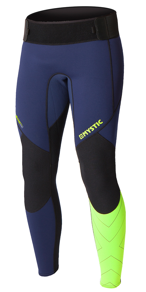 2017 Mystic Endurance SUP 1.5mm Wetsuit Trousers Navy 160355