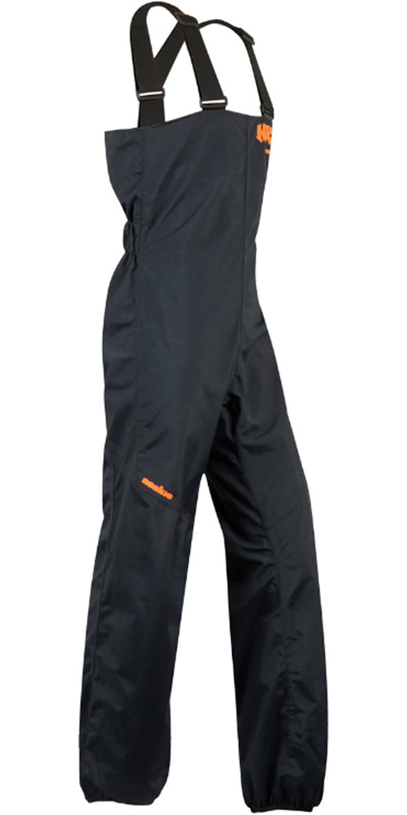 2019 Nookie NKE Centre Salopette Waterproof Trousers Black TR50