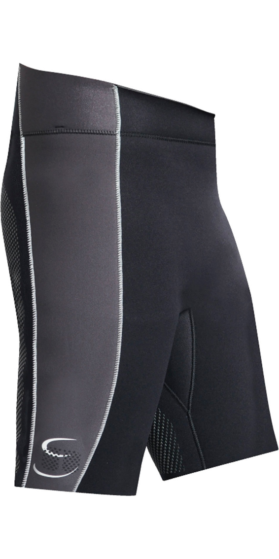 2019 Nookie Short Stride 3mm GBS Neoprene Shorts Unisex NE50