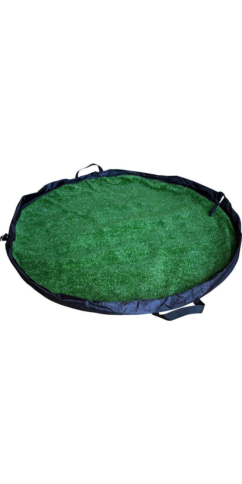2019 Northcore Grass Waterproof Change Mat / Bag NOCOM02