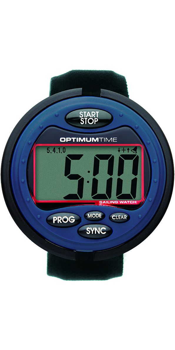 2019 Optimum Time Series 3 OS3 Sailing Watch BLUE 314