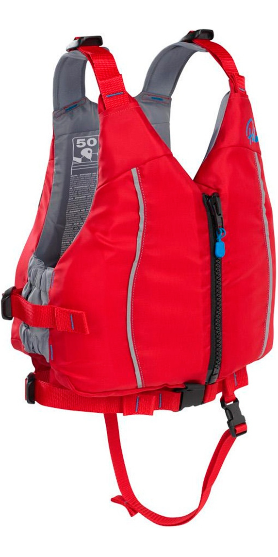 2019 Palm Junior Quest 50N Buoyancy Aid Red 11460 - 11460 - Buoyancy Aids -  Canoe Kayak - by Palm   Wetsuit Outlet 8a1f3e5278