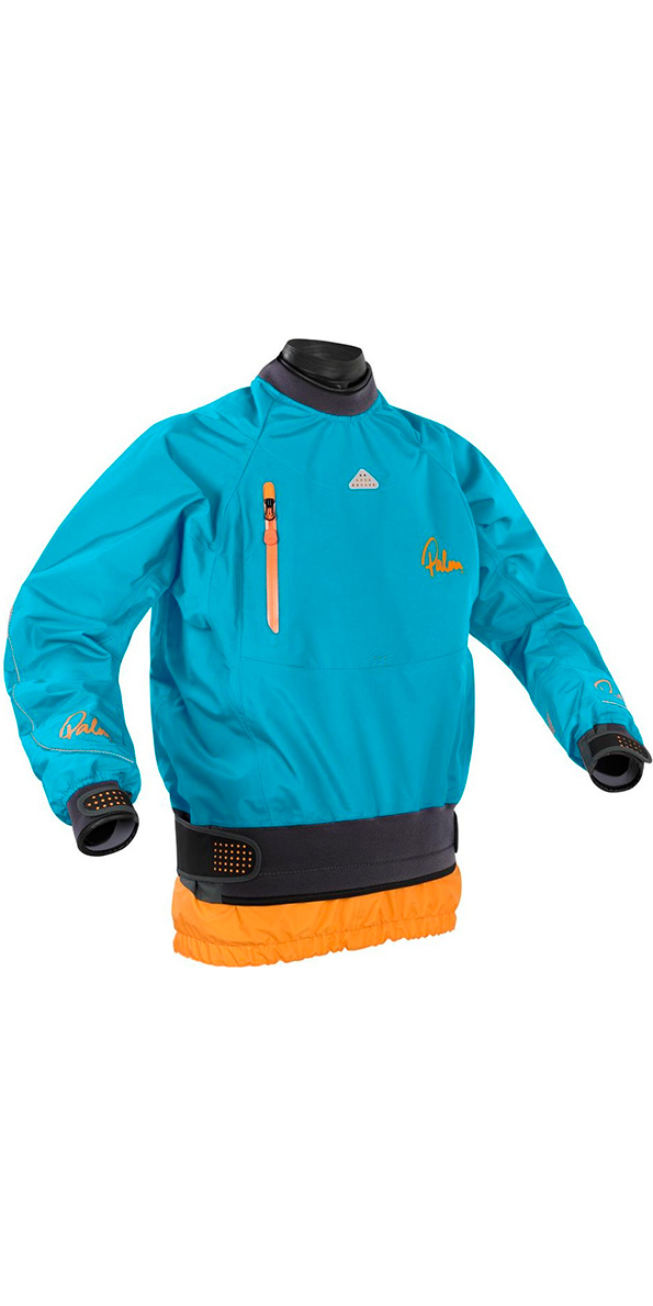 Palm Ladies Atom Jacket in AQUA 11437
