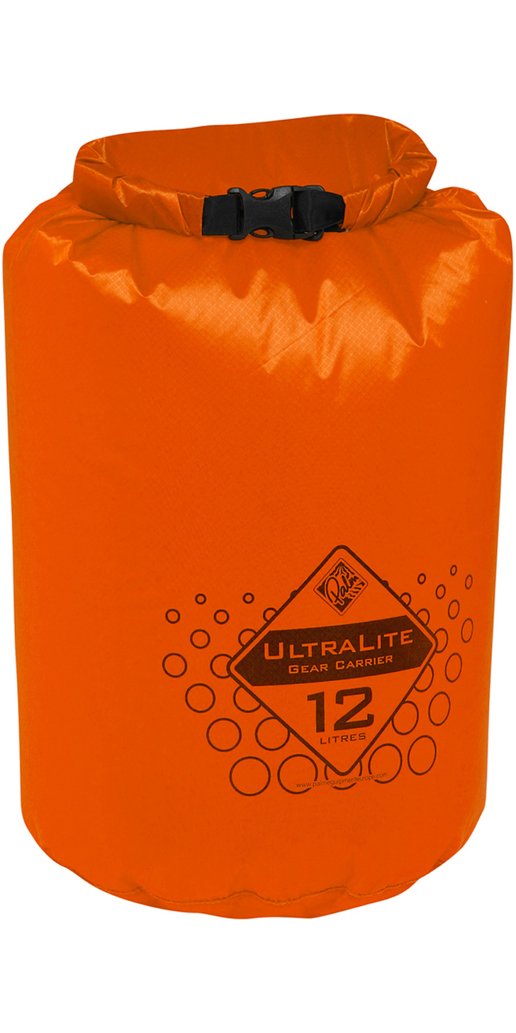 Palm Ultralite Gear Carrier / Dry Bag 12L Orange 10437