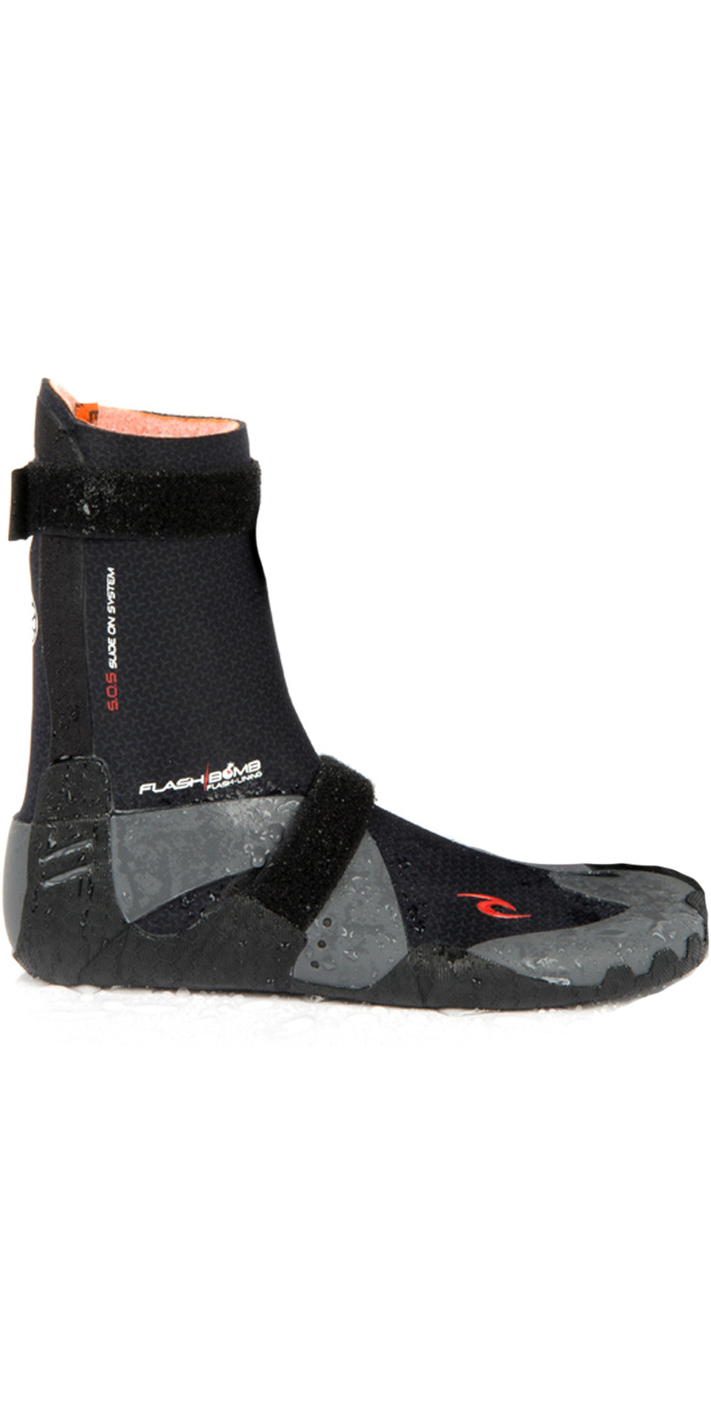 Rip Curl Flashbomb 3mm Split Toe wetsuit Boot WBO5HF