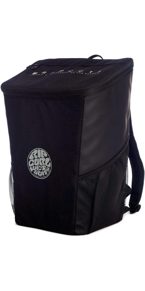 2019 Rip Curl Skunk Pack / Wetty Bucket BLACK 30L BUTCO1