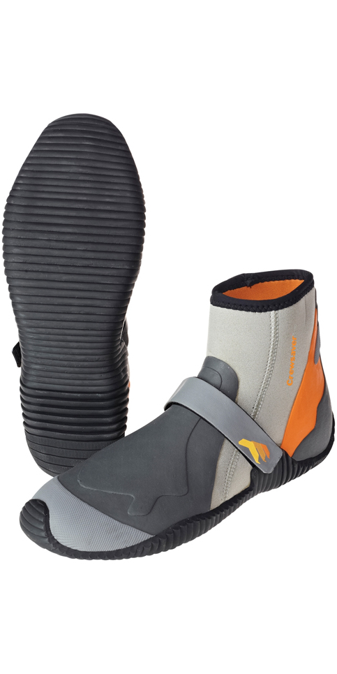 Crewsaver Phase 2 5mm Neoprene Wetsuit Boots 6913