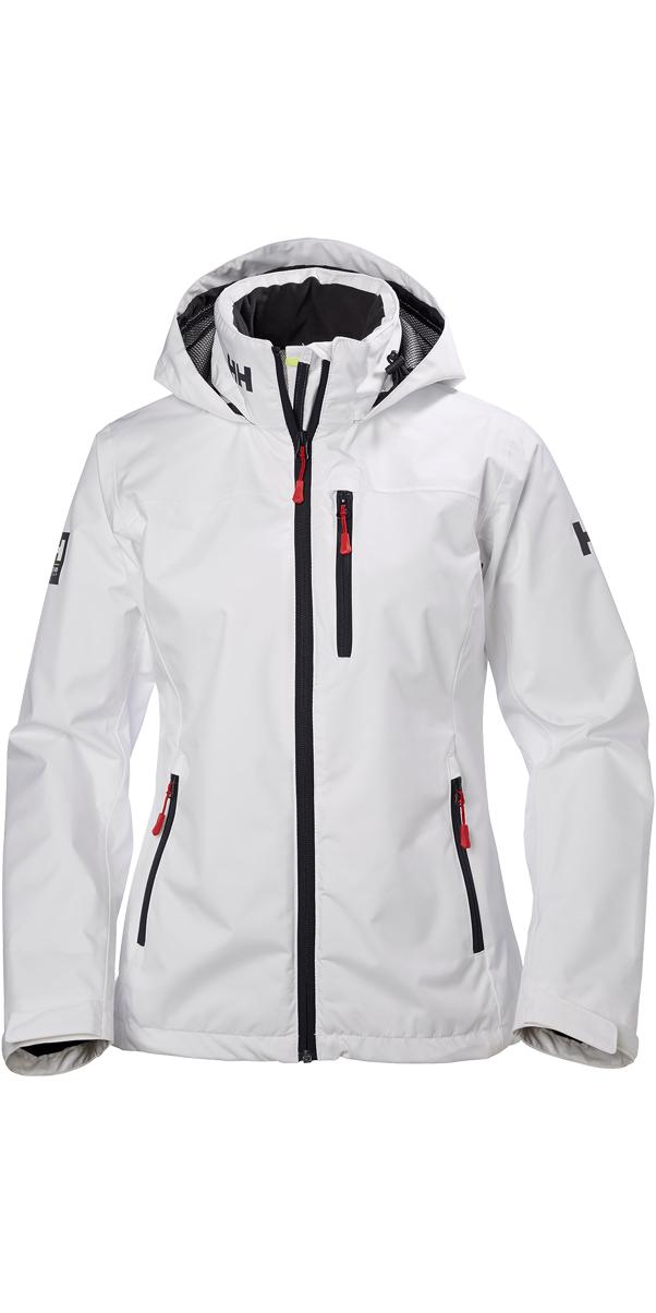 raccolto vestibilità classica sconto fino al 60% Helly Hansen Womens Crew Hooded Jacket 33899   Sailing   Yacht ...