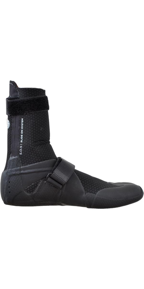 2019 Rip Curl Flashbomb 5mm Hidden Split Toe Boots WBO7IF