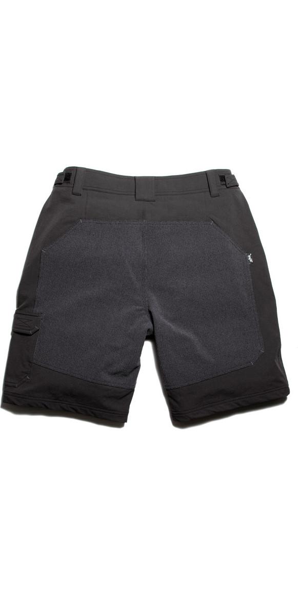 Zhik Technical Deck Shorts BLACK SHORT350