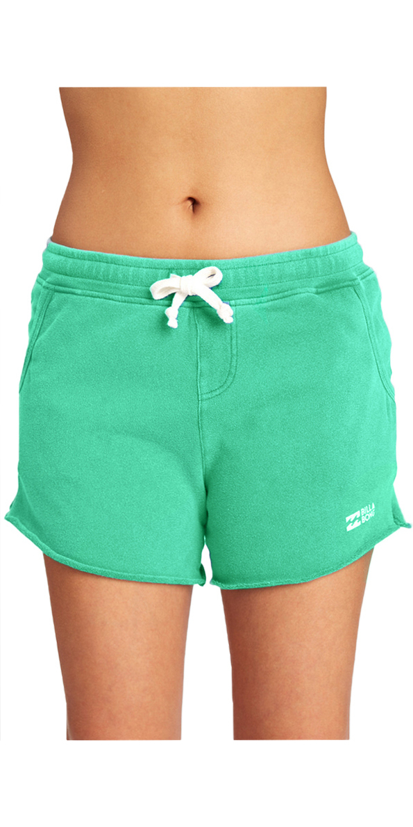 2017 Billabong Ladies Essential Shorts Island Green C3wk01 ...