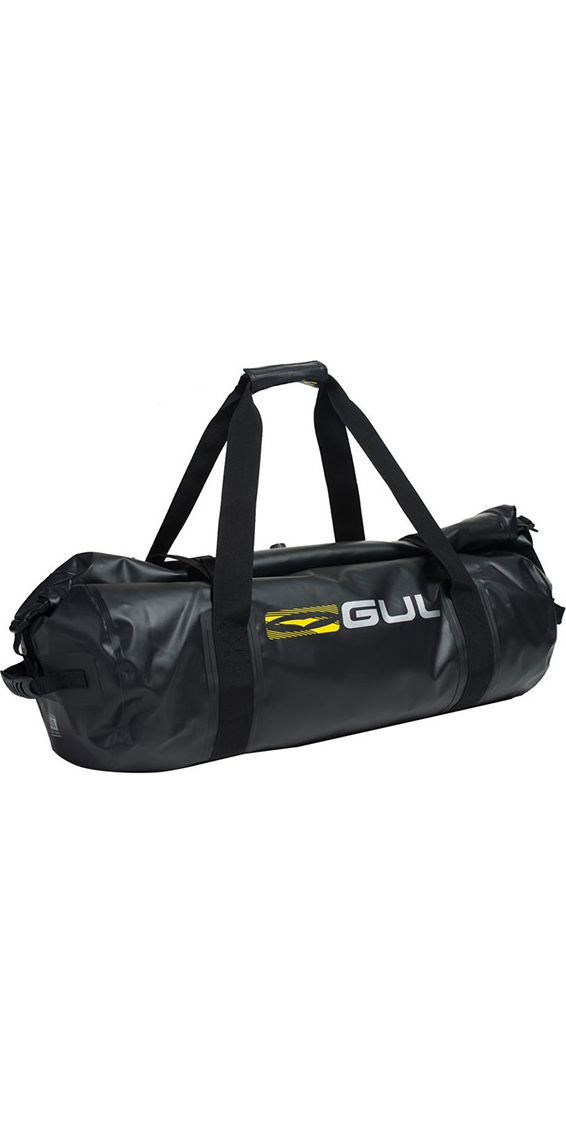 2019 GUL 60L Dry Holdall in Black LU0124-A8