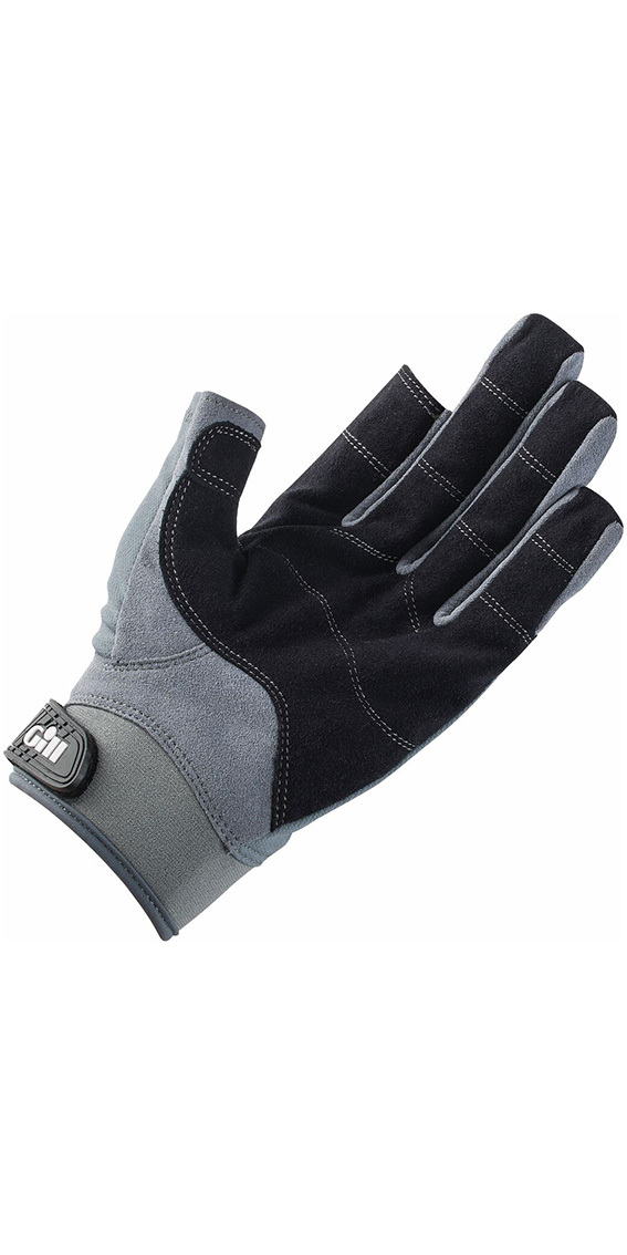 Gul 2018 CZ Summer Full Finger Glove Black GL1239-B6
