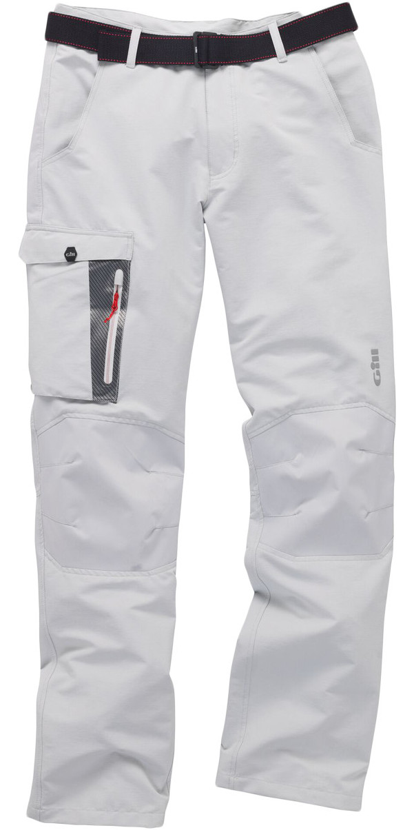 2018 Gill Race Trousers SILVER RS09