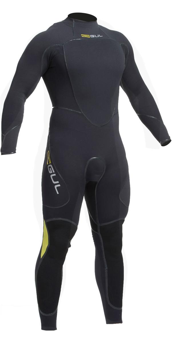 2020 Gul Code Zero 4/3mm Back Zip Relief System Sailing Wetsuit  JET CZ1201-B2