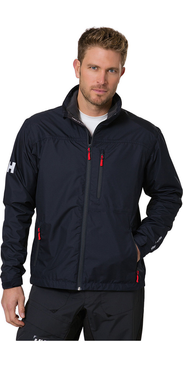 Navy Helly 2019 Hansen Midlayer 30253 Crew Jacket wvW0Uf4q