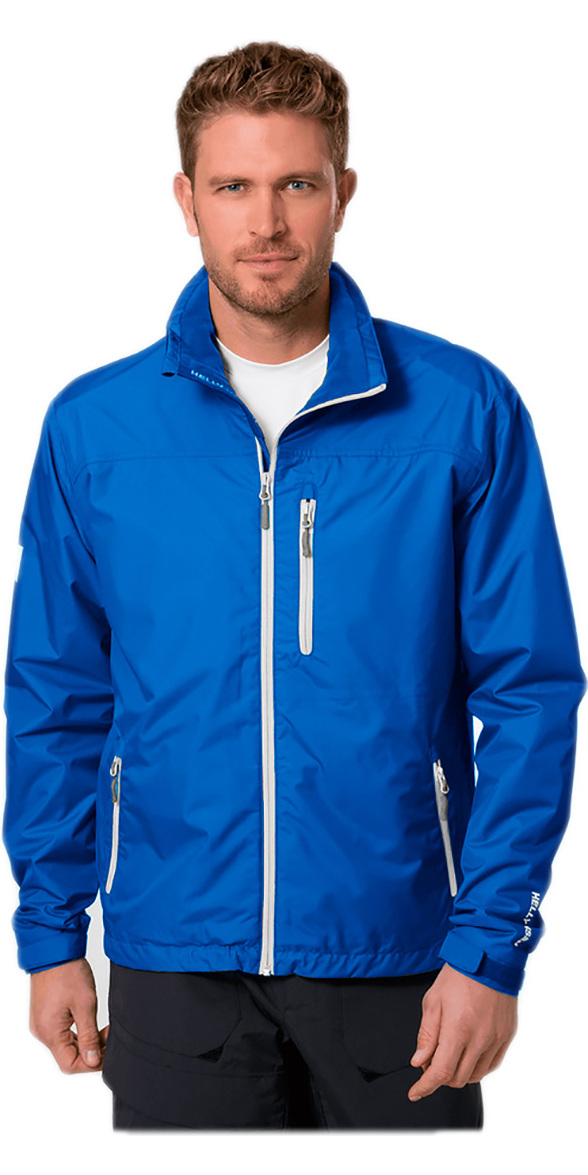 430a202b27 2019 Helly Hansen Crew Midlayer Jacket Olympian Blue 30253