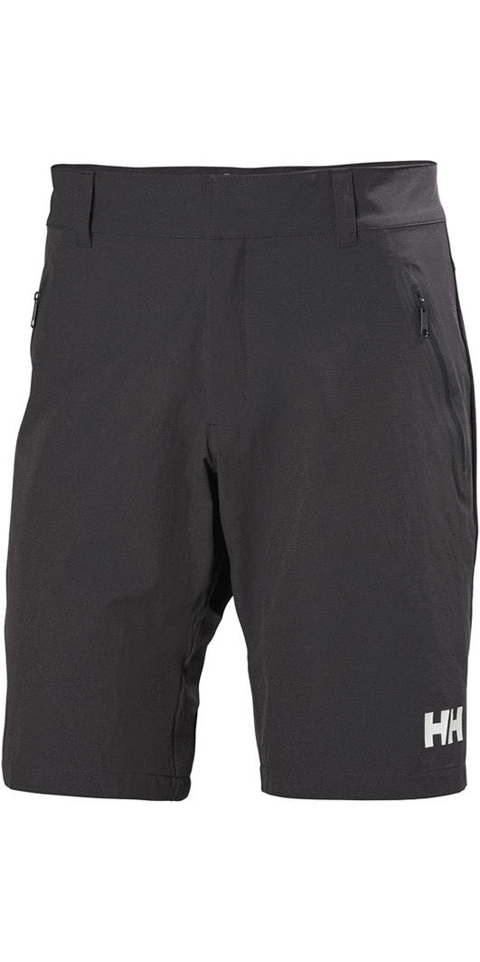 dc9e4fd6036 2019 Helly Hansen Crewline Qd Shorts Ebony 53018 - Boardshorts - Shorts -  Mens - Fashion   Wetsuit Outlet