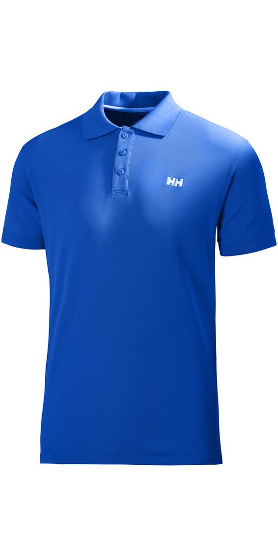 c2bc83b4a 2019 Helly Hansen Driftline Polo Shirt Olympian Blue 50584 - Polo Shirts -  Shore Wear - Sailing