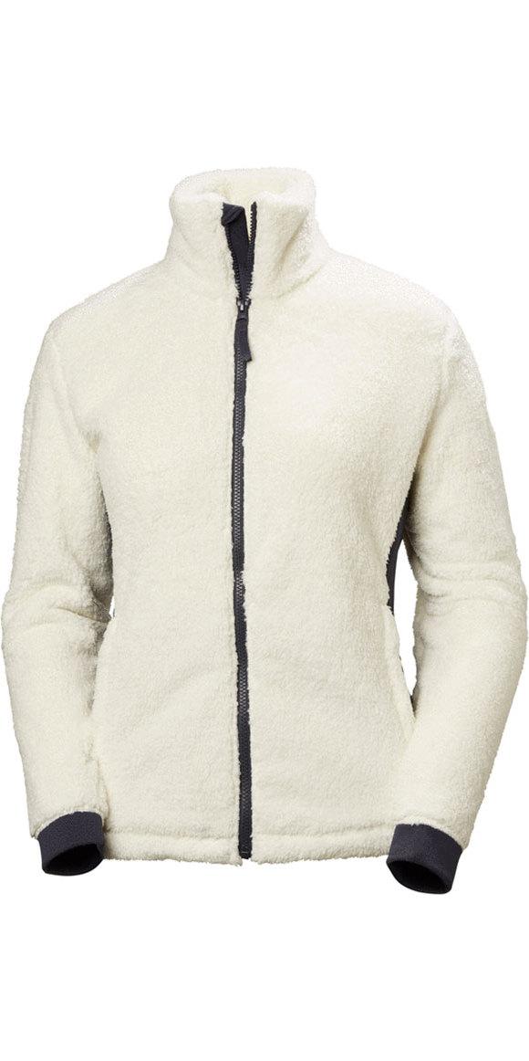 2018 Helly Hansen Ladies Precious Fleece Jacket Off White 51798 ...