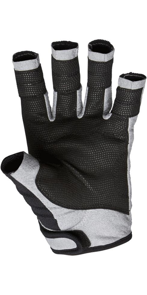 2019 Helly Hansen Short Finger Sailing Glove Black 67772
