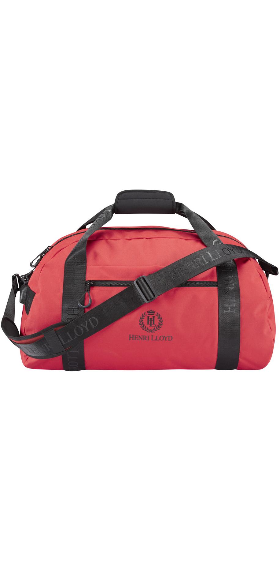 2018 Henri Lloyd Breeze 50L Packaway Holdall NEW RED Y55115