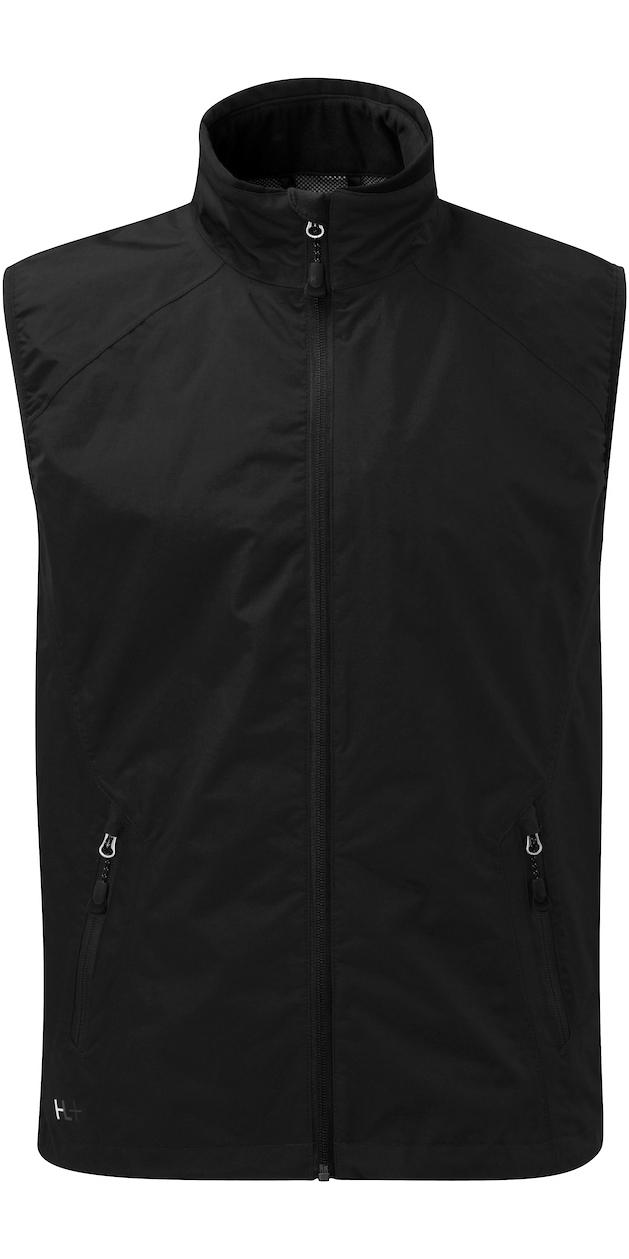 2018 Henri Lloyd Breeze Vest BLACK Y00364