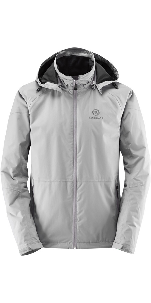 2018 Henri Lloyd Cool Breeze Jacket Titanium Y00388