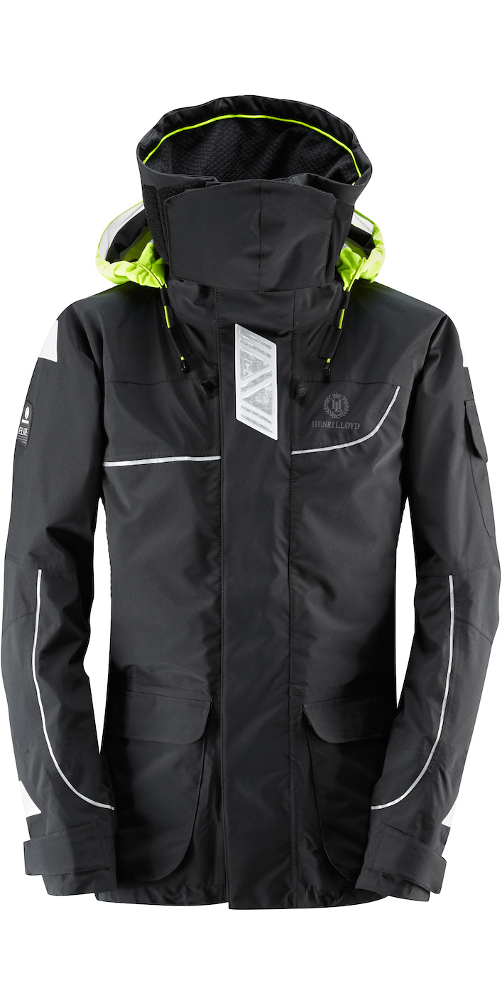 lower price with thoughts on on feet shots of Henri Lloyd Womens Elite Offshore 2.0 Jacket BLACK Y00377