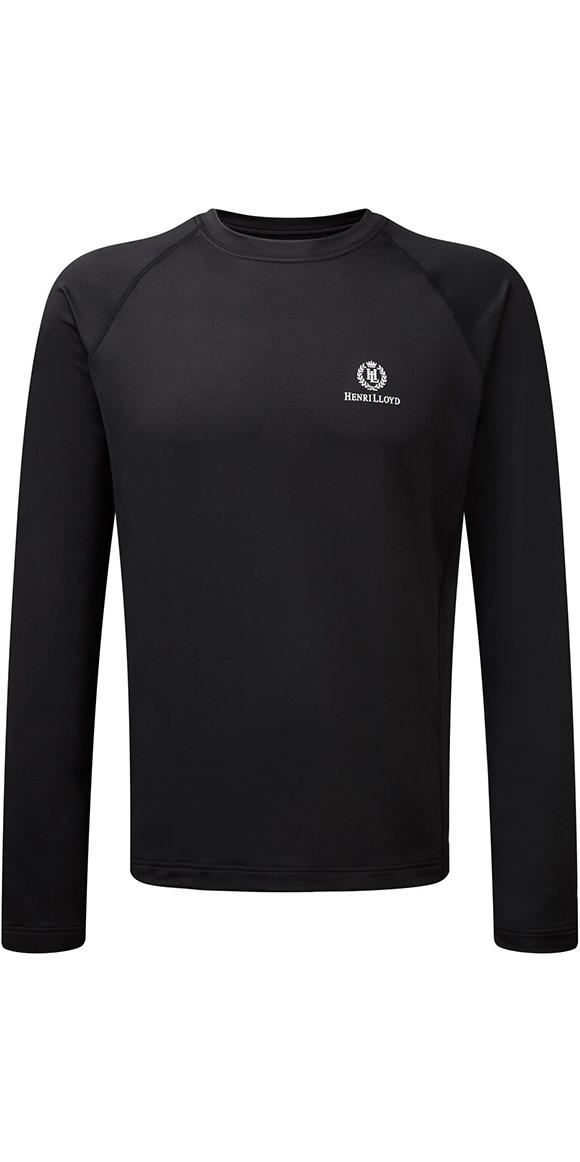 Henri Lloyd Thermal Long Sleeve Crew Neck Top Y50108