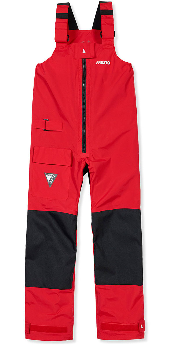 Musto BR1 LADIES Trousers Red / Black SB123W6