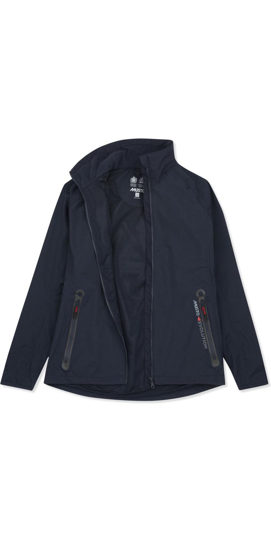 Musto Womens Essential Crew BR1 Jacket NAVY EWJK058 & Apexia Jacket CERISE