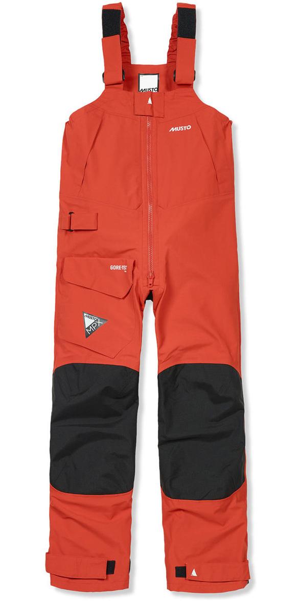 Musto MPX Trousers Fire Orange SM1505