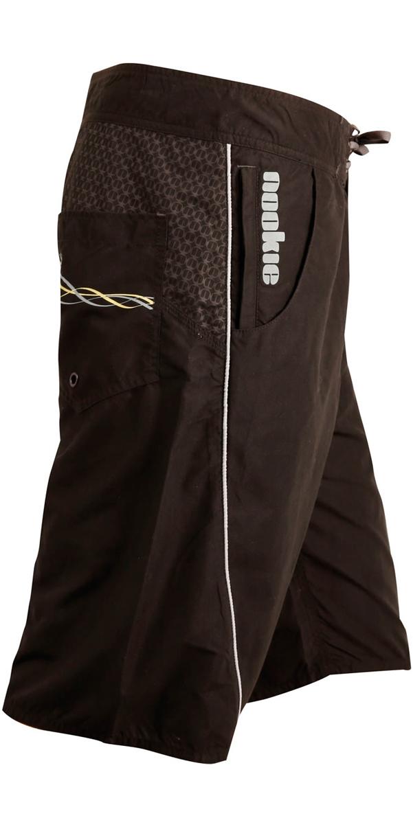 2019 Nookie Boardies Boardshorts BLACK / GREY SW010