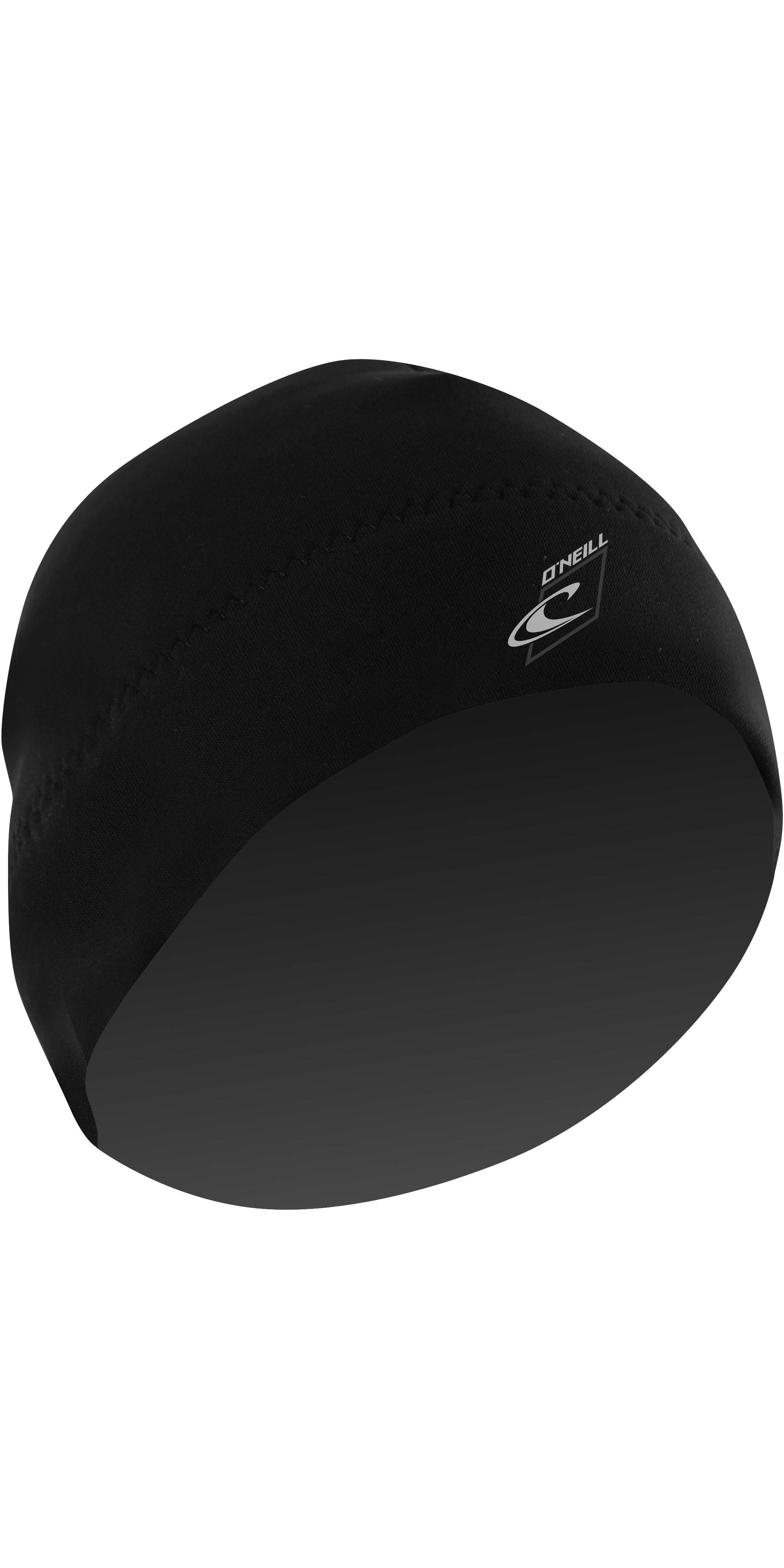 2019 O'Neill 2mm Neoprene Beanie BLACK 3671