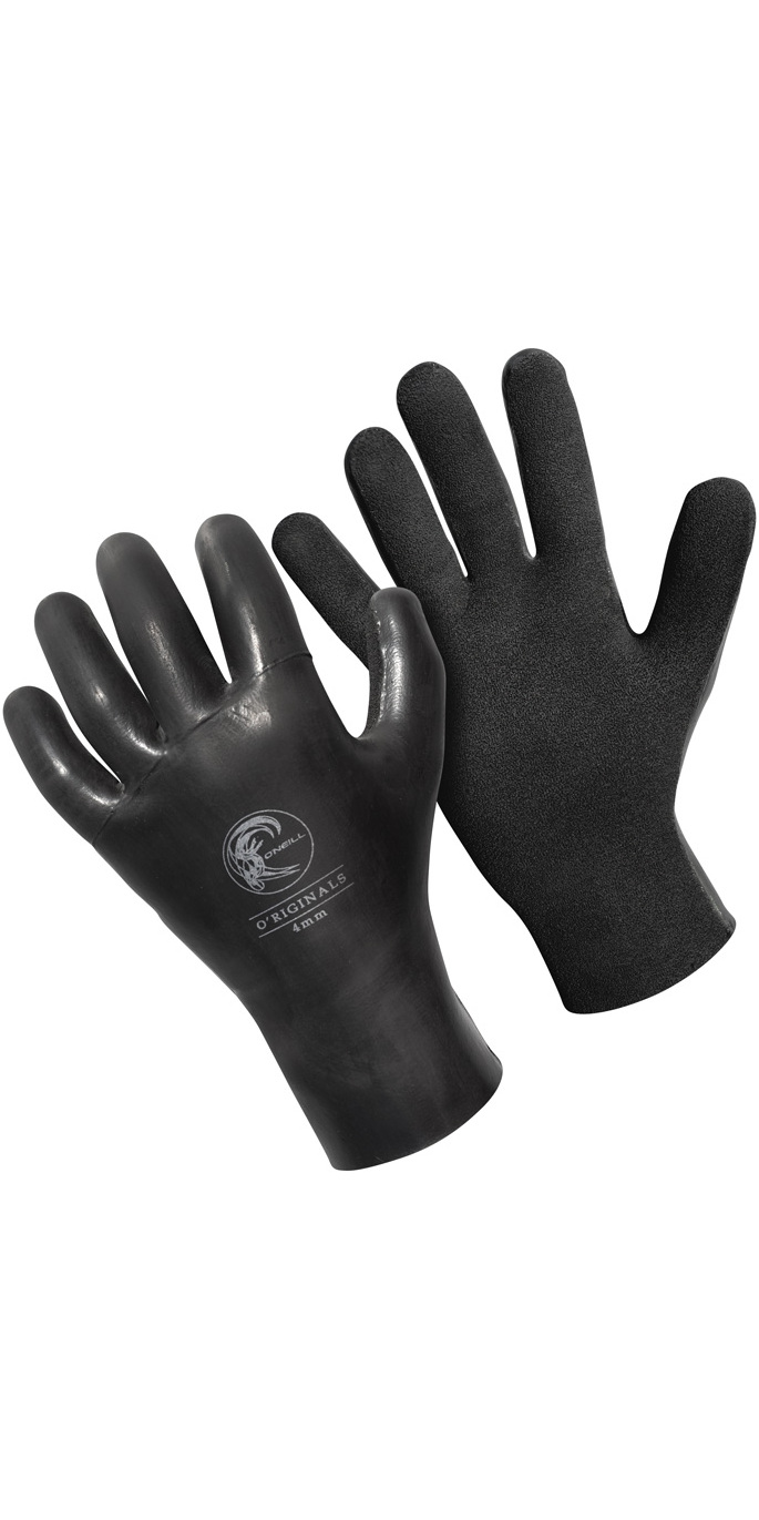 2018 O'Neill O'Riginal 4mm Neoprene Gloves 4801