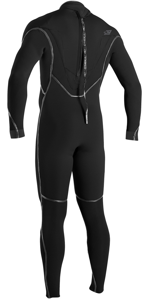 ... O Neill Psycho One 4 3mm Back Zip Wetsuit BLACK 4965. 2018 O 2018 O ac4eb6649