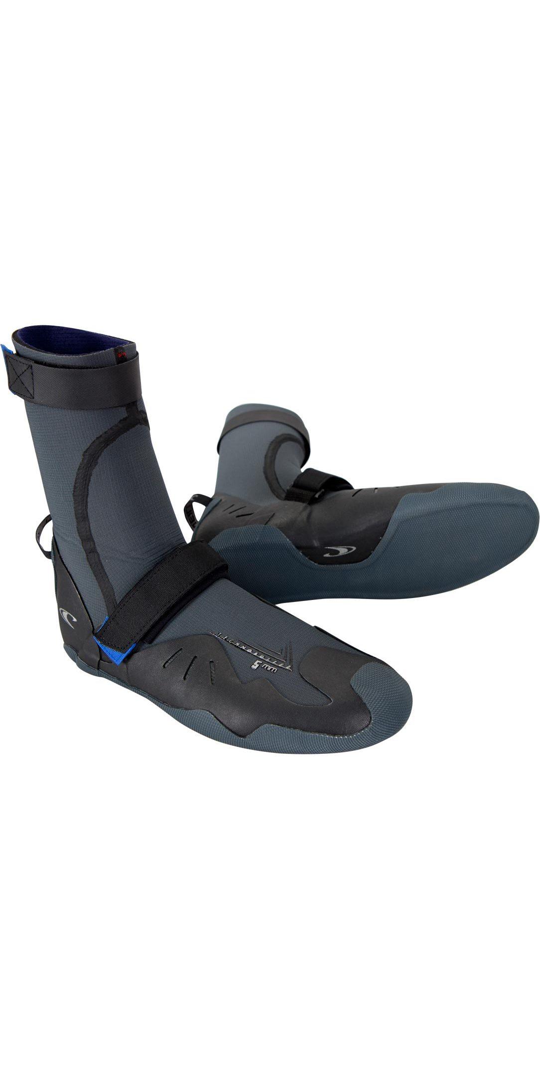 2018 O'Neill Psycho Tech 5mm Round Toe Boots 4977