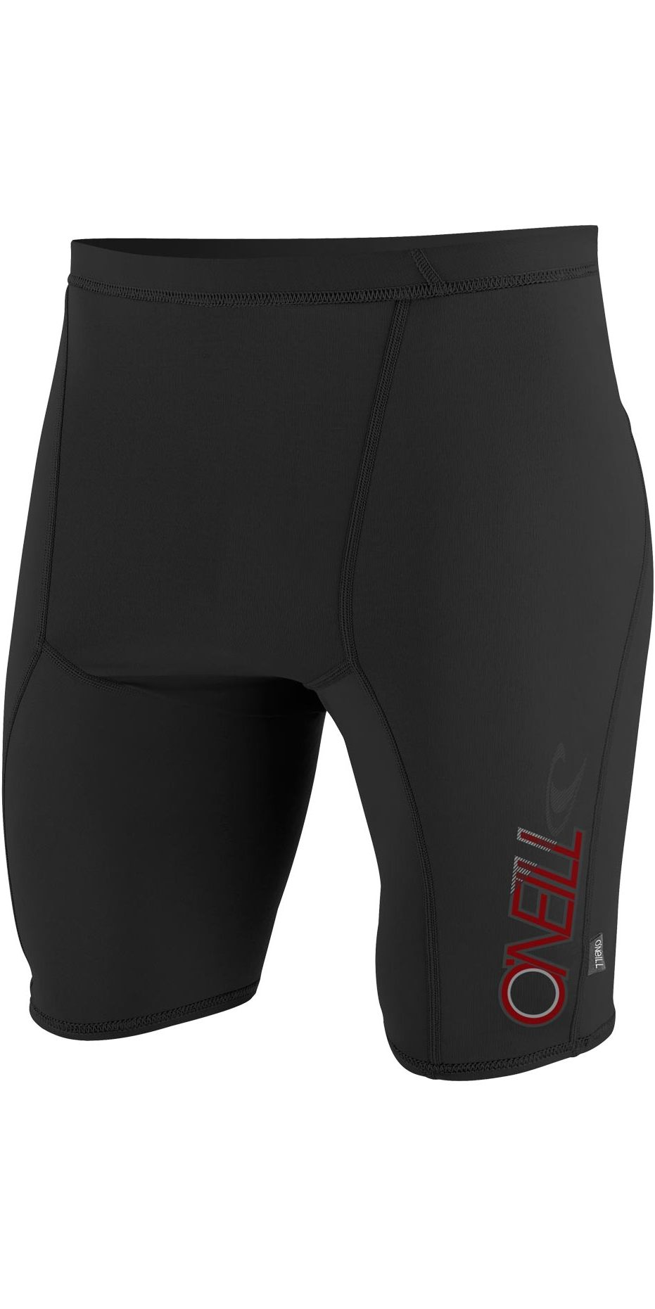 2019 O'Neill Youth Skins Rash Shorts BLACK 3536