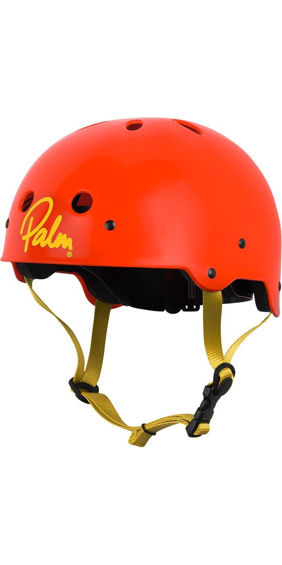 2018 Palm AP4000 Helmet Red 11841
