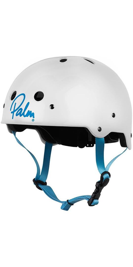 2018 Palm AP4000 Helmet White 11841