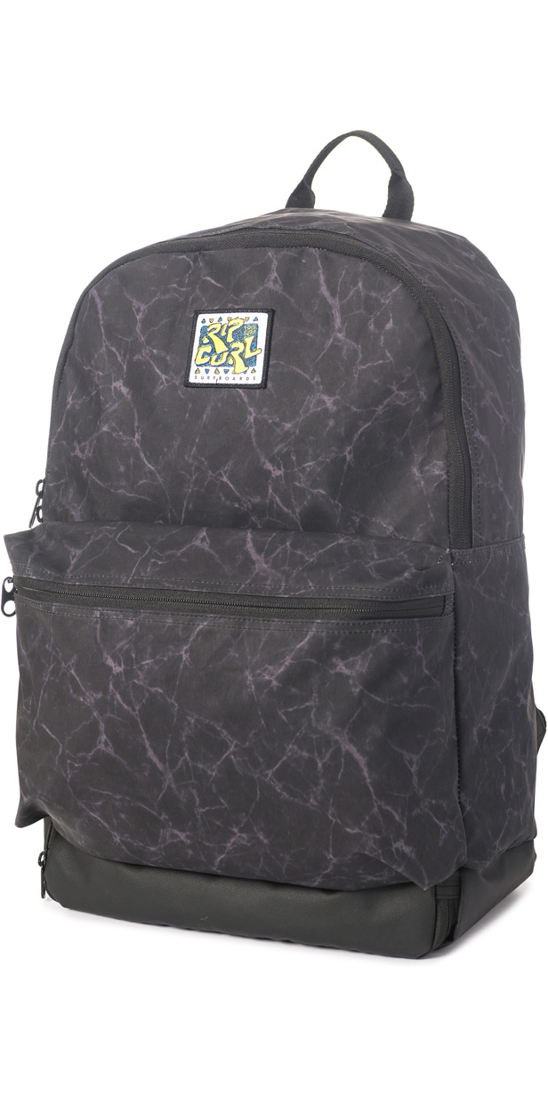 Rip Curl Lay Day New Dome Backpack BLACK BBPIK4
