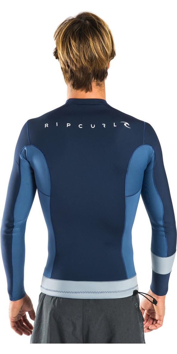Rip Curl Aggrolite 1.5MM Long Sleeve Jacket NAVY WVE4IM