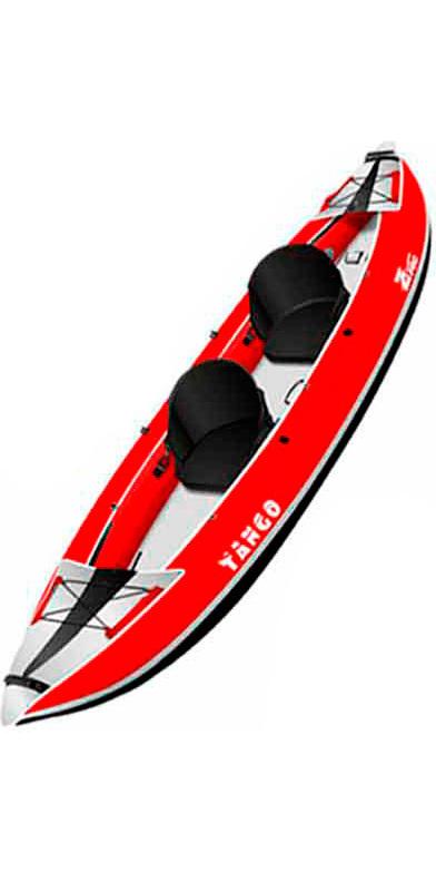 2017 Z-Pro Tango 1 or 2 Man Kayak TA200 RED - Kayak Only