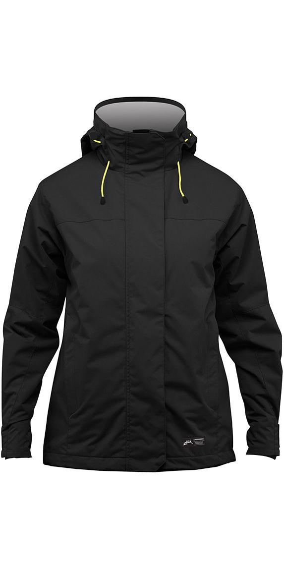 2019 Zhik Kiama Womens Inshore Sailing Jacket & Trouser Combi Set Black