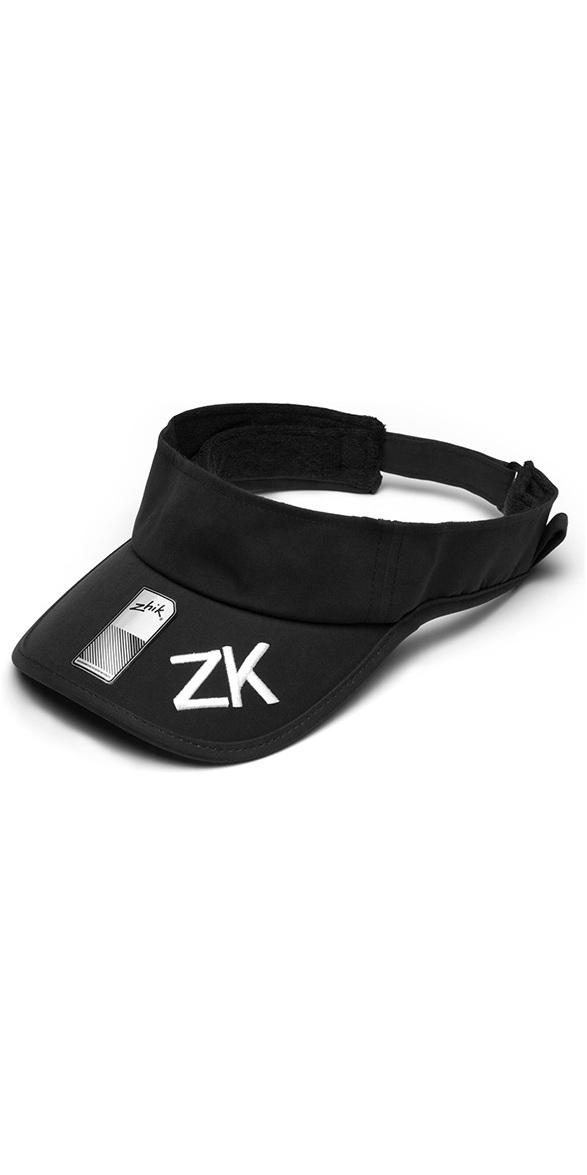 2019 Zhik Sailing Visor Black VISOR200