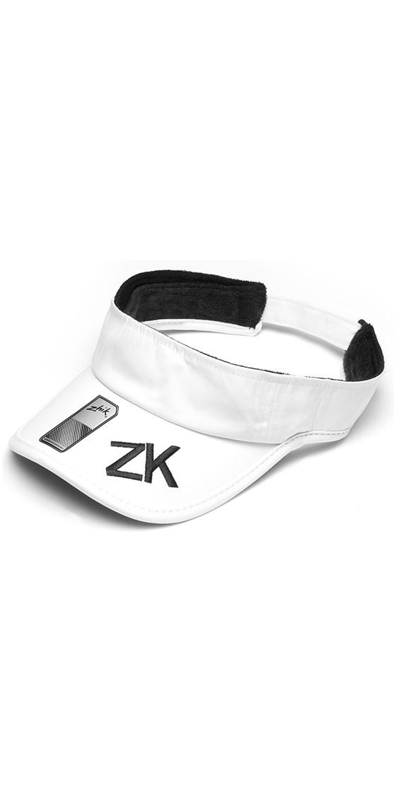 2020 Zhik Sailing Visor White VISOR200