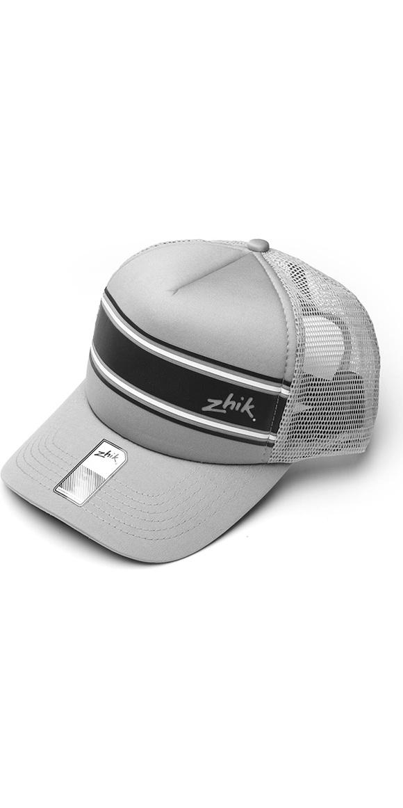 2019 Zhik Trucker Cap Grey HAT301