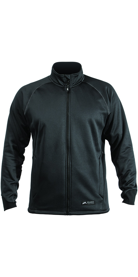 2019 Zhik ZFleece Thermal Jacket Carbon JK211